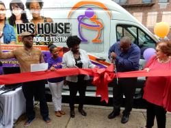 Iris House Launches Mobile Unit to Support HIV Testing and Education in Northern New Jersey
