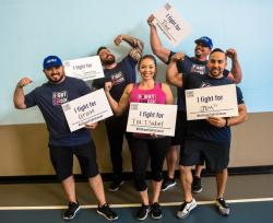 In-Shape To Raise $100,000 For Cancer Research