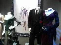Costumes from 'Sweeney Todd' and 'The Addams Family'