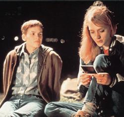 "Christine Vachon produced ""Boys Don't Cry"" (1999), an adaptation of the Brandon Teena story (left, Hilary Swank) directed by Kimberly Peirce"