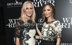 Keren Craig, left, and Georgina Chapman, co-founders of Marchesa.