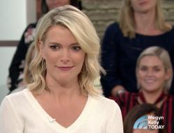 "Megyn Kelly on ""Megyn Kelly Today"""