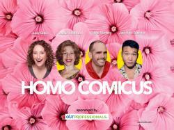 Homo Comicus: Judy Gold, Jackie Hoffman, Eddie Sarfaty