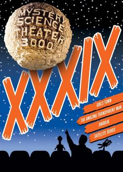 Mystery Science Theater 3000 Volume XXXIX