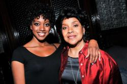 Condola and Philicia Rashad