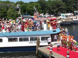 Invasion of Fire Island Pines