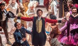 Hugh Jackman stars in 'The Greatest Showman'