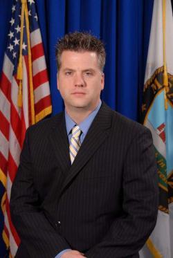 Detective David Abbott