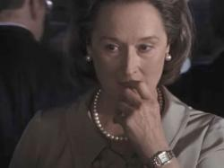 "Meryl Streep in ""The Post""."
