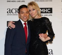GMHC CEO Kelsey Louie, Actress Judith Light