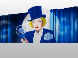 'Drag Race' Winner Sasha Velour Created Google's Marlene Dietrich Doodle