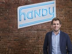 Handy CEO and co-founder Oisin Hanrahan