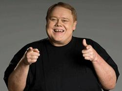 "Comedian Louie Anderson looks at the serious side of growing up in a dysfunctional family in a new solo show based on his memoir ""Dear Dad"" at ACT's Strand Theater."