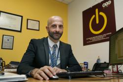 New York City Deputy Health Commissioner Demetre Daskalakis
