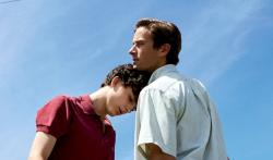 """Timothée Chalamet and Armie Hammer in """"Call Me by Your Name."""""""