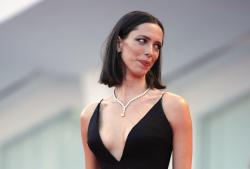 Actress Rebecca Hall