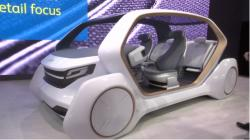 Self-Driving Car Helps Monitor Your Health