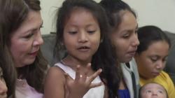 Mama Warrior Aids Children of Deported Migrants