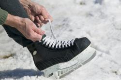Vermont's Lake Money: The U.S.'s longest Nordic Skating Trail
