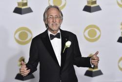 President of The Recording Academy Neil Portnow