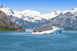 Norwegian Bliss, a new ship launching this spring and heading to Alaska for the season.