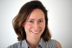 This photo provided by Lyft shows Tali Rapaport, the company's vice president of product