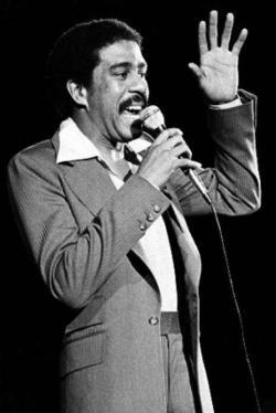Comedian Richard Pryor in 1977.