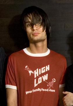 This May 13, 2008, file photo shows Radiohead band member Jonny Greenwood in Washington.