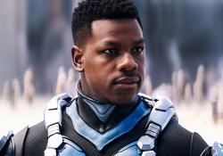 John Boyega in 'Pacific Rim Uprising'