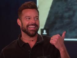 """Ricky Martin on """"The Talk"""""""