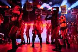 Fischerspooner @ Regency Ballroom: The electro-art queer group performs music from their new provocative and groovy album, Sir. $35-$40. Wednesday, March 14. 9pm. 1300 Van Ness Ave. https://fischerspooner.com/ http://www.theregencyballroom.com/