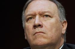 CIA Director Mike Pompeo