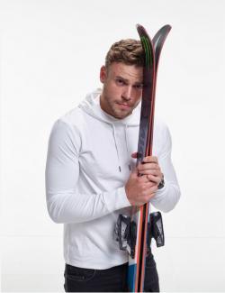 Olympic silver medalist Gus Kenworthy will co-Grand Marshal Miami Beach Gay Pride 2018
