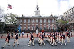 Museum of the American Revolution in Philadelphia