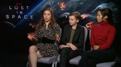 Fame Beckons for Young 'Lost in Space' Cast