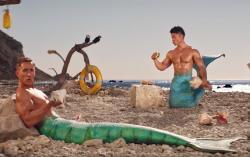 A clip from a Gorton's ad.