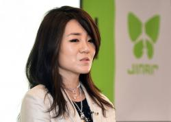 Korean Air senior vice president Cho Hyun-min, also known as Emily Cho.