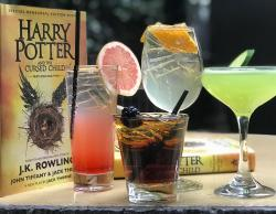 Harry Potter Gets Boozy at Hudson Hotel