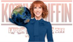 Legendarily Irreverent Comic Kathy Griffin is Back on the Road with Her 'Laugh Your Head Off' World Tour