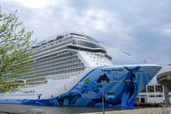 Norwegian Cruise Line's Norwegian Bliss
