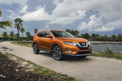 This photo provided by Nissan shows a 2018 Nissan Rogue, which is available with a semiautonomous driving system called ProPilot Assist