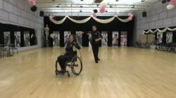 Studio Blazes Trail for Paralympic Dance in U.S.