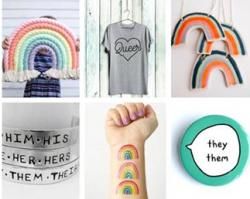 Etsy Celebrates Pride With LGBTQ-Owned Businesses