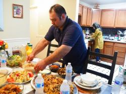 Chef Majed Abdalraheem.