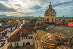 Nicaraguan Tourist Destination Suffers Violet Clashes
