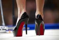 Louboutin Wins Case on Red-Sole High Heels