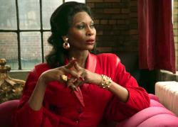 "Dominique Jackson appears in the ""Pose"" trailer."