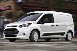 This undated photo provided by Ford shows the 2018 Ford Transit Connect, an example of a small cargo van