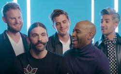 """Queer Eye"" stars Fab Five speak with Vulture."
