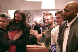 "The Fab Five on ""Queer Eye."""